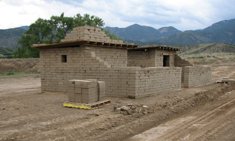 Fort Carson Soil Block Structure